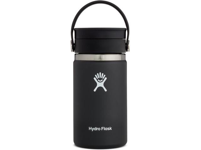 Hydro Flask Coffee Bidón con Tapa Sorbo Flex 354ml, negro